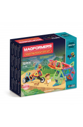 MAGFORMERS Adventure Mountain 32 set