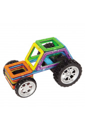 MAGFORMERS Funny Wheel Set 20