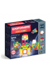 MAGFORMERS Neon Led set 31 pcs