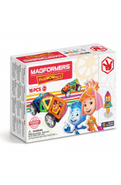 MAGFORMERS Fixie WOW Set 16pcs