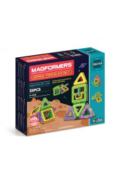 Magformers 35 Space Traveler Set