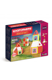 Magformers 50 Build Up Set